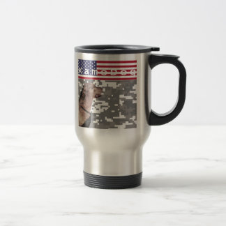 Spike KamoDog Travel Mug