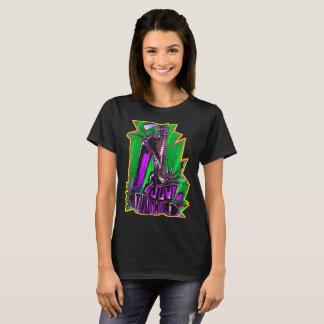 Spiked Platform Shoes Art T-Shirt