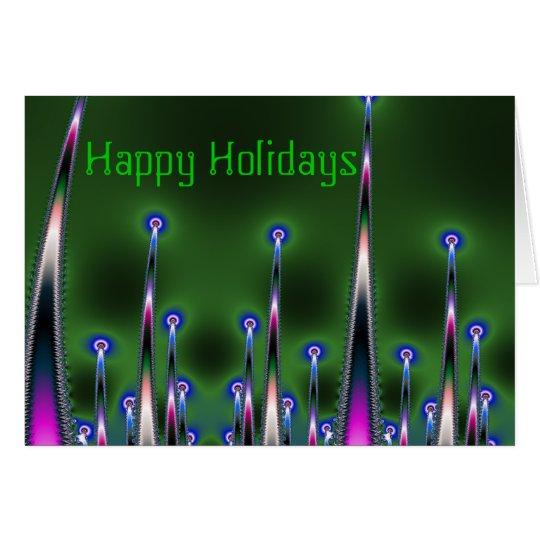 Spikes Happy Holidays Card