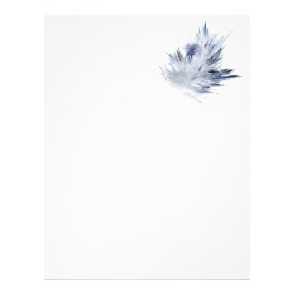 Spikes of Frost Letterhead