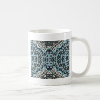 Spikes, Points, and Swirls Coffee Mug