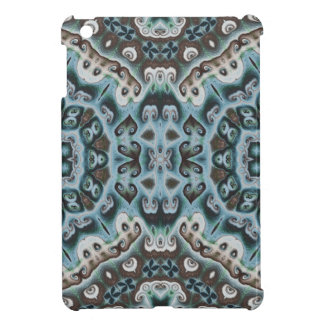Spikes, Points, and Swirls iPad Mini Cover