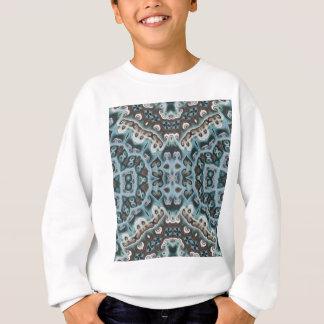 Spikes, Points, and Swirls Sweatshirt