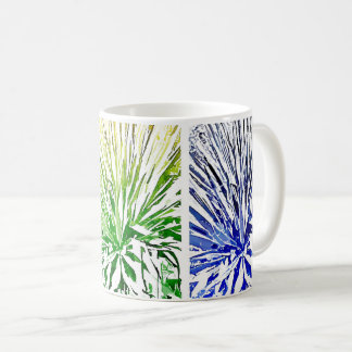 Spikey Plant Mug