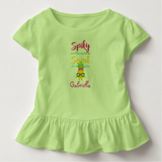 Spiky On the Outside Sweet on Inside Toddler Shirt