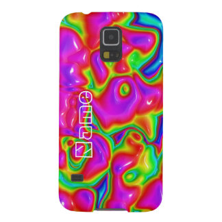 Spilt Rainbow Samsung Galaxy S5 Case