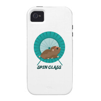 Spin Class Vibe iPhone 4 Cases