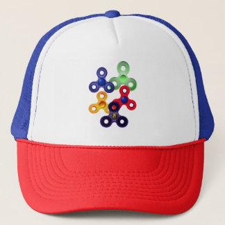 SPIN FIDGET TRUCKER HAT