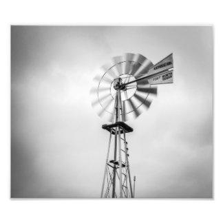 Spin Photo Print