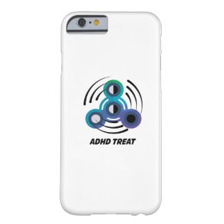 Spin Storm  Toy Hand Spinner  ADHD Awareness Barely There iPhone 6 Case