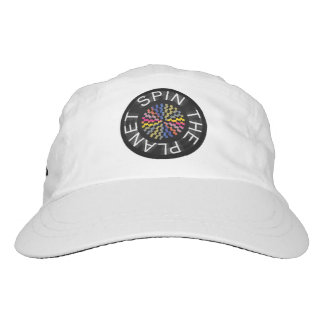 Spin the Planet White Cap