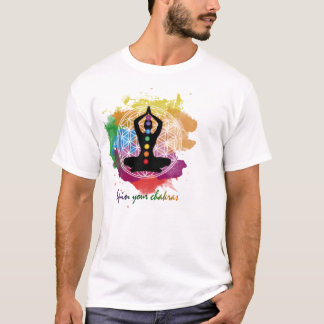 spin your chakras T-Shirt