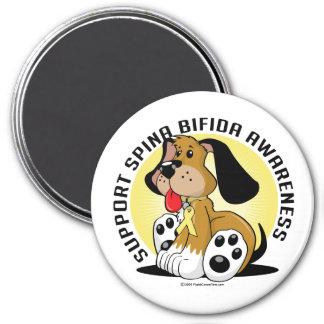 Spina Bifida Dog Magnet