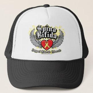 Spina Bifida Wings Trucker Hat