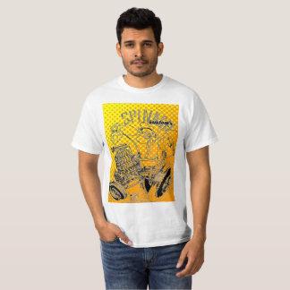 Spinach hot rod. T-Shirt