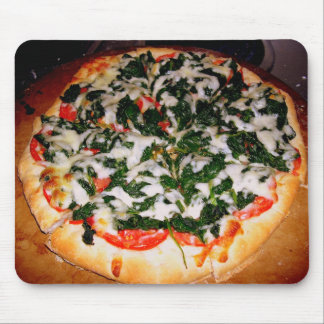 Spinach Pizza Mousepad