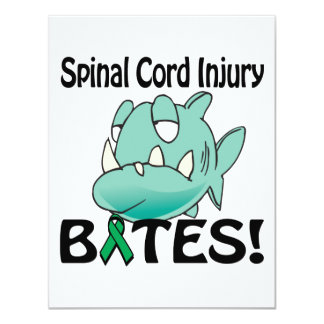 Spinal Cord Injury BITES Personalized Announcement