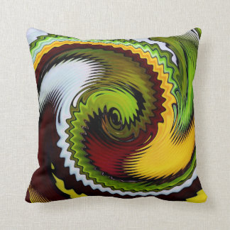Spinart! I Gotta Piñata Throw Pillow