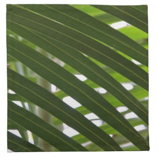 Spindle Palm Cloth Napkins