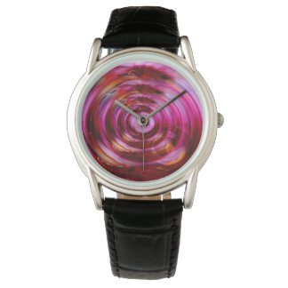 Spinning Colors 1 Wrist Watch