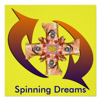Spinning Dreams Poster