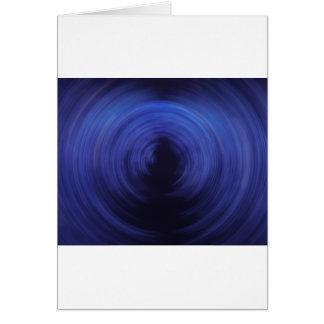 Spinning Lights Card