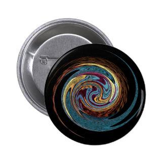Spinning Star Button