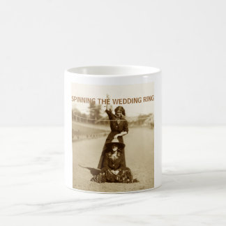 Spinning The Wedding Ring Coffee Mug