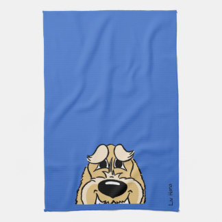 Spinone brightly Smile Kitchen Towel