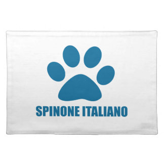 SPINONE ITALIANO DOG DESIGNS PLACEMAT