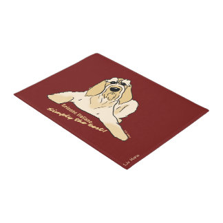 Spinone Italiano light Simply the best! Doormat