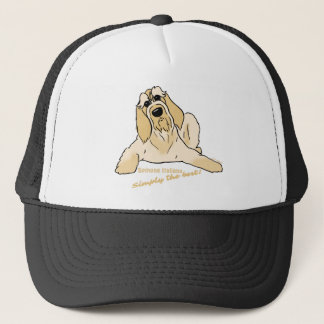 Spinone Italiano light Simply the best! Trucker Hat