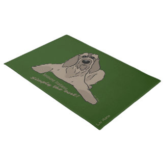Spinone Italiano - Simply the best! Doormat