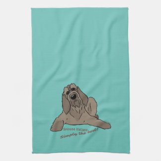 Spinone Italiano - Simply the best! Hand Towels