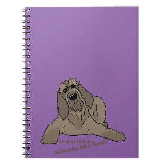 Spinone Italiano - Simply the best! Spiral Notebook