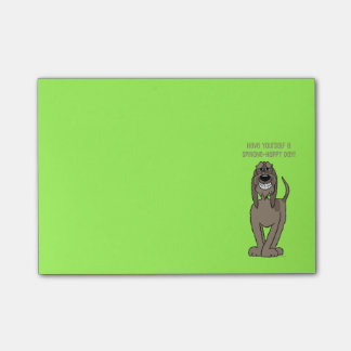 Spinone Italiano Smile Post-it Notes