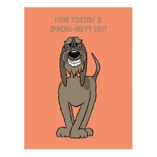 Spinone Smile Postcard