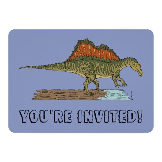 Spinosaurus Card