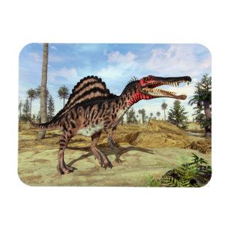 Spinosaurus Cretaceous Era Dinosaur Magnet