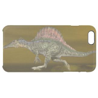 Spinosaurus dinosaur - 3D render Clear iPhone 6 Plus Case