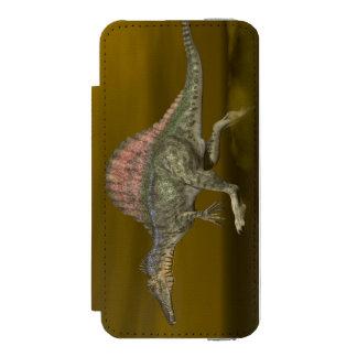 Spinosaurus dinosaur - 3D render Incipio Watson™ iPhone 5 Wallet Case