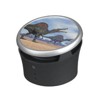 Spinosaurus dinosaurs walk - 3D render Bluetooth Speaker