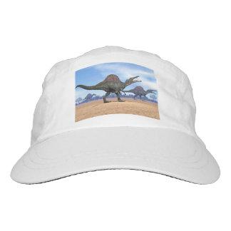 Spinosaurus dinosaurs walk - 3D render Hat