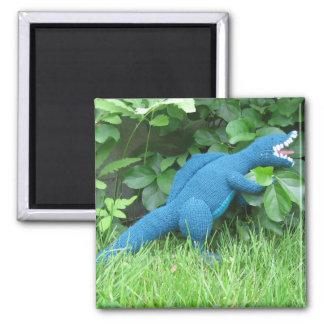Spinosaurus fridge magnet