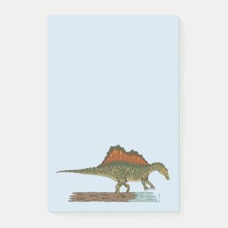 Spinosaurus Post-it Notes
