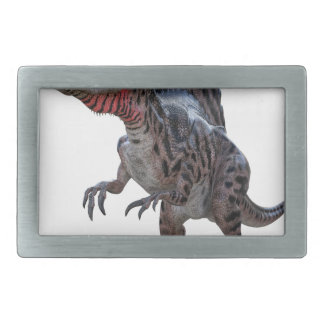 Spinosaurus Running Rectangular Belt Buckles