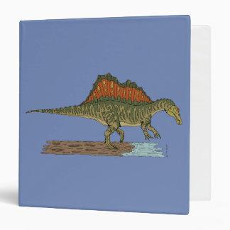 Spinosaurus Vinyl Binder