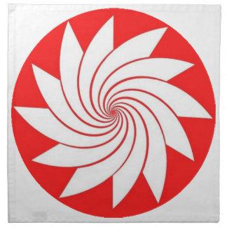 Spiral3 Napkin