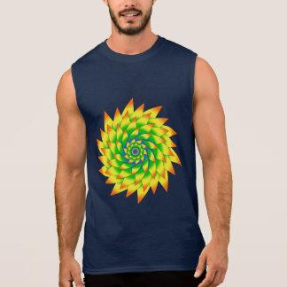 Spiral4 Sleeveless Shirt