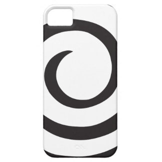 Spiral abstract case for the iPhone 5
